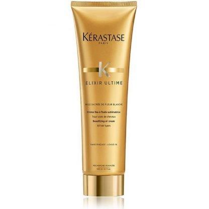 Krema za kosu na bazi ulja Kerastase Elixir Ultime Beautifying Oil Creme - 150 ml