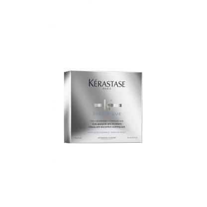 Ampule protiv opadanja kose Kerastase Specifique Cure Apasiante Chute Intensive - 12 x 6 ml