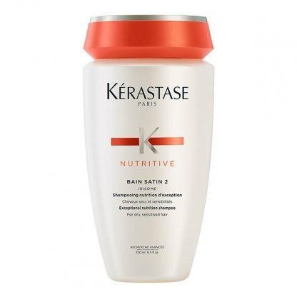 Šampon za suhu i osjetljivu kosu Nutritive Satin 2 - 250 ml