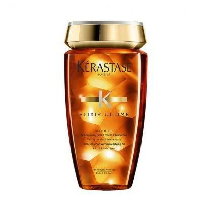Šampon uljni za debelu i suhu kosu Keastase Elixir Ultime Riche - 250 ml