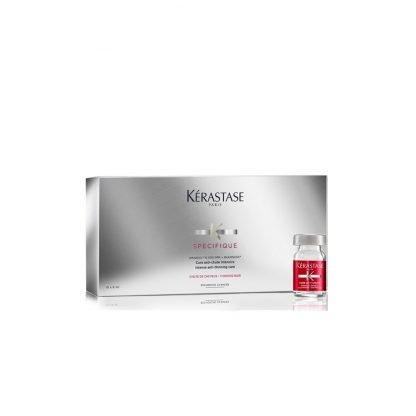 Ampule protiv opadanja kose Kerastase Specifique Cure Anti Chute Intensive - 10 x 6 ml