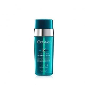 Serum za lomljivu i jako oštećenu kosu Kerastase Resistance Serum Therapiste - 30 ml