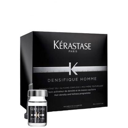 Ampule za gustoću kose Kerastase Densifique Cure Homme - 30 x 6 ml