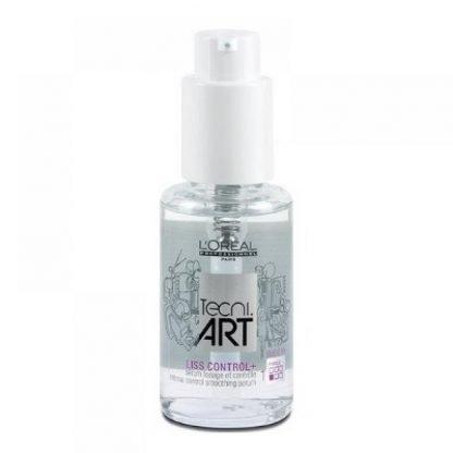 Serum za kovrčavu kosu L'Oreal Liss Control + - 50 ml